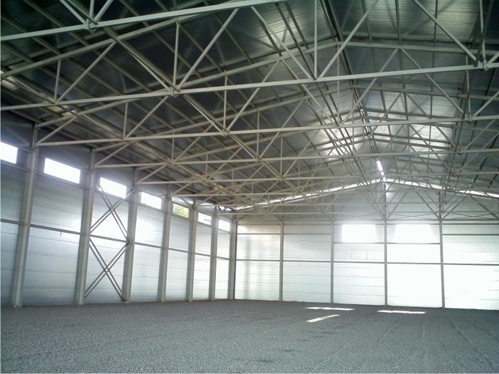 Проектирование складских комплексов