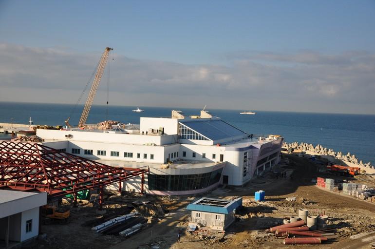 Морской порт, Сочи 10