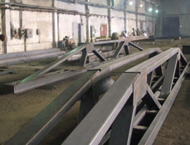 Металлоконструкции производство